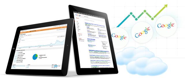 Реклама в Google.com